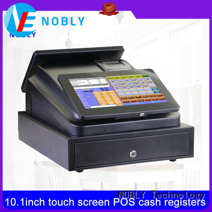 NOBLY Technology best restaurant pos free design for retail business