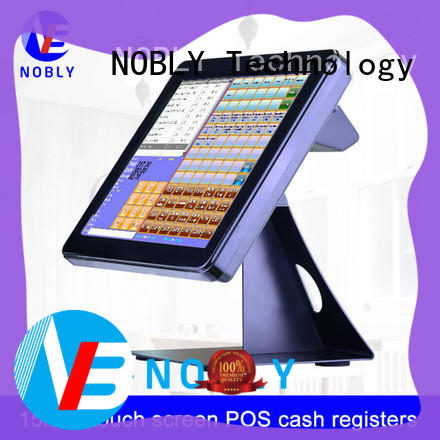 NOBLY Technology simple new cash register amelioration for coffee shop