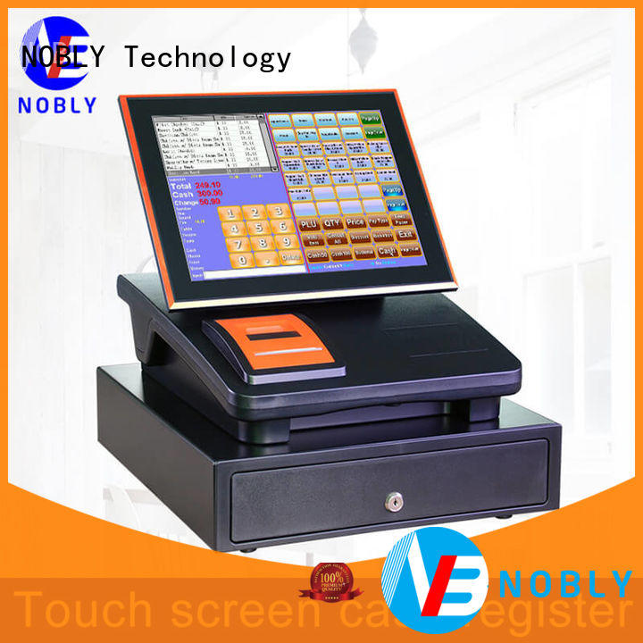 NOBLY Technology quality small cash register experts for retail business