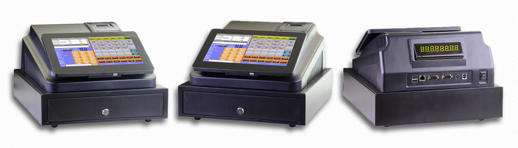 NOBLY Technology-Pro 101 Inch Simple Touch Screen Cash Register Simple POS