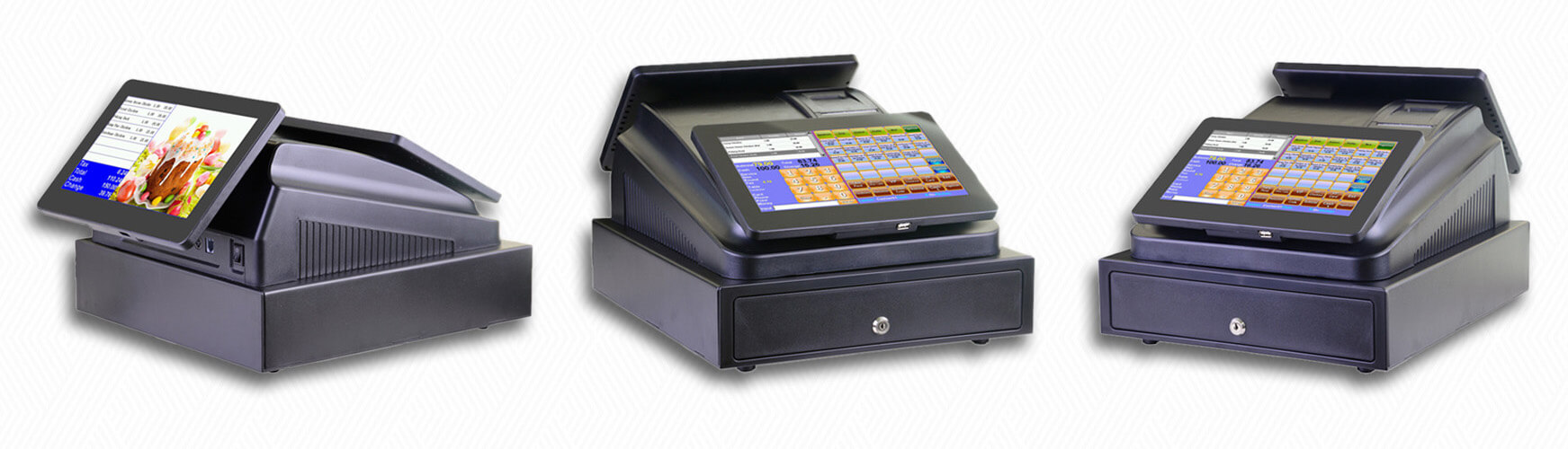 NOBLY Technology-Nobly Dual 101 Inch Touch Screen Pos Cash Registers| Bar Pos