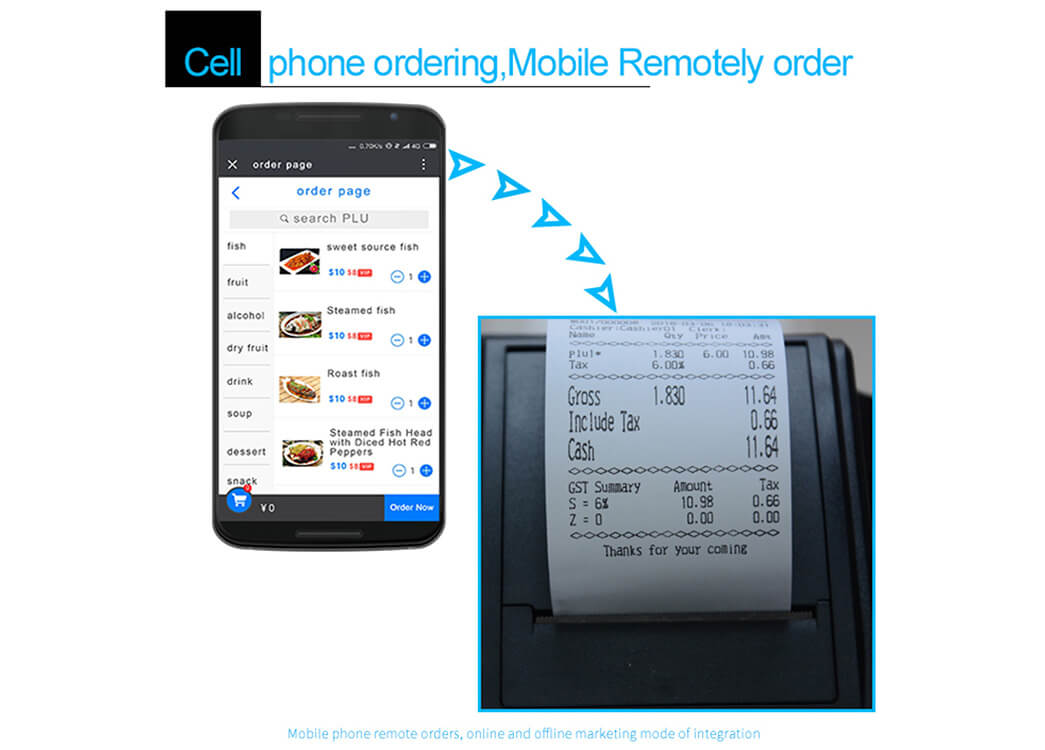 NOBLY Technology-Find Cash Register Nobly 101 Inch Touch Screen Pos Register-6