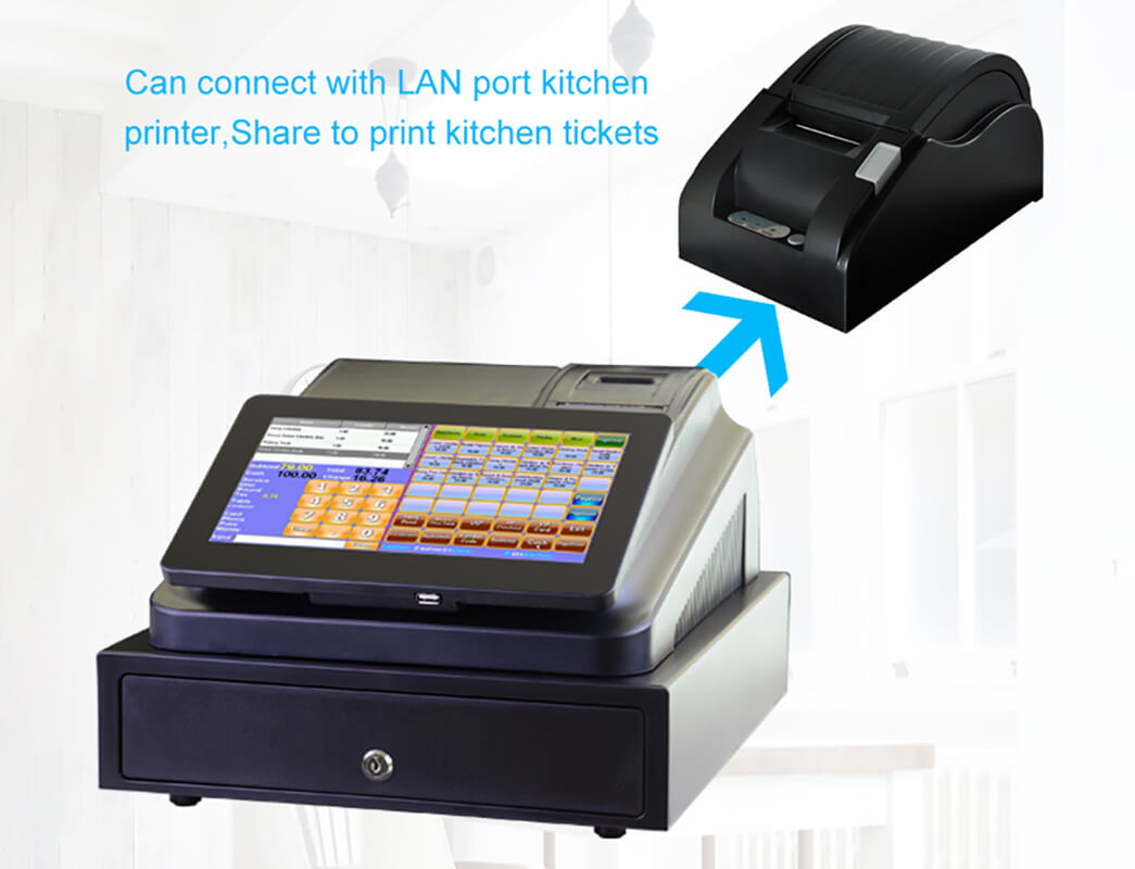 NOBLY Technology-Find Cash Register Nobly 101 Inch Touch Screen Pos Register-7