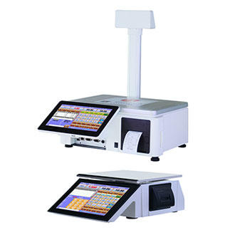 TOUCH SCREEN ELECTRONIC SCALES CASH REGISTERS   USER manual 20180205