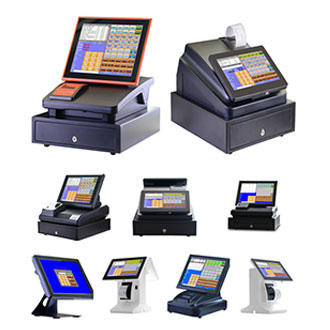 TOUCH SCREEN POS CASH REGISTERS   USER manual 20171023