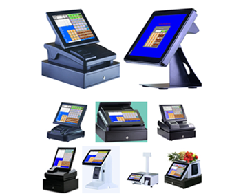 NOBLY ALL IN ONE TOUCH CASH REGISTER
