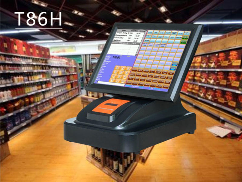 NOBLY POS cash register application in retail stores