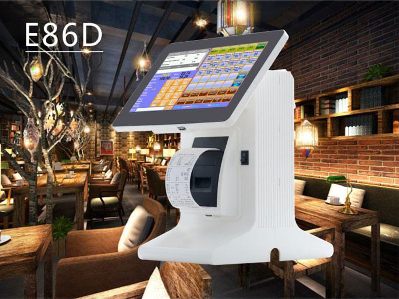 NOBLY cash register application in coffee shop