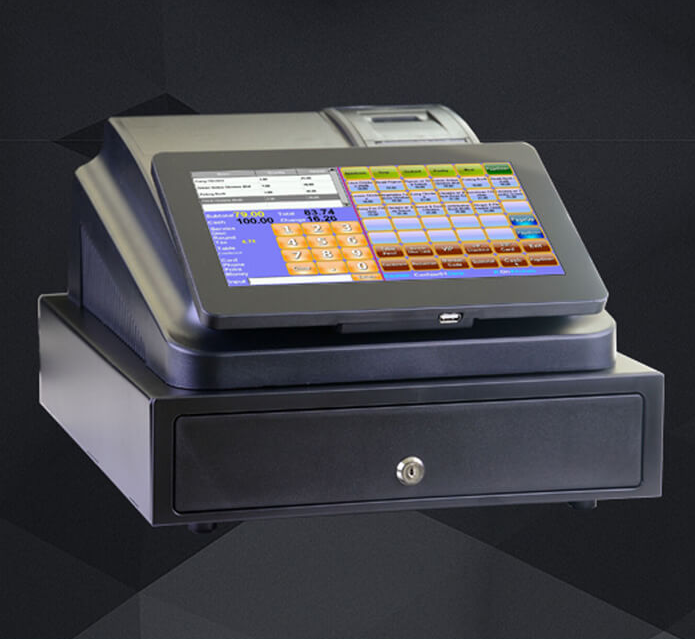 NOBLY Technology-Touch Screen Cash Register-what Is A Touch Screen Register