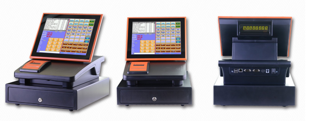 NOBLY Technology-Pos Cash Register-how Does Retail Pos System Work