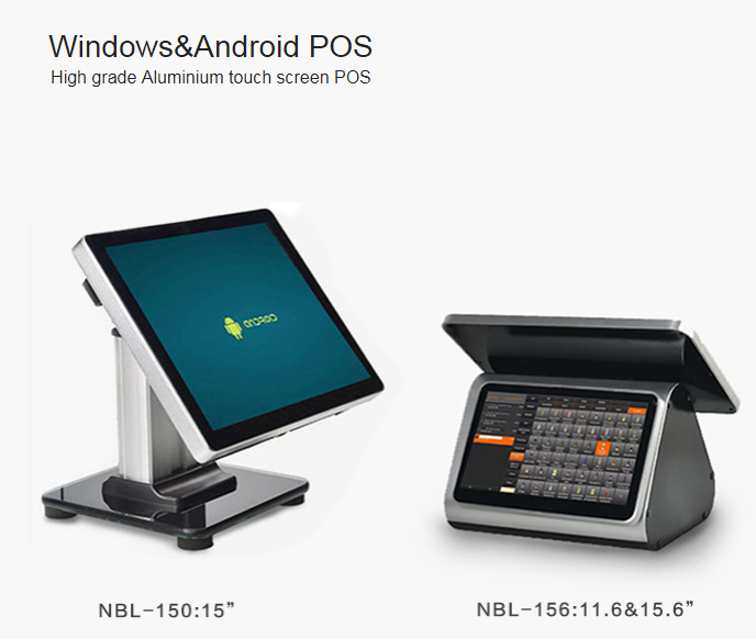 NOBLY Technology-How Do I Choose Touch Screen Cash Register For Small Business