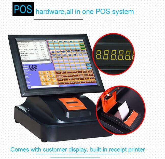NOBLY Technology-touch register, national cash register