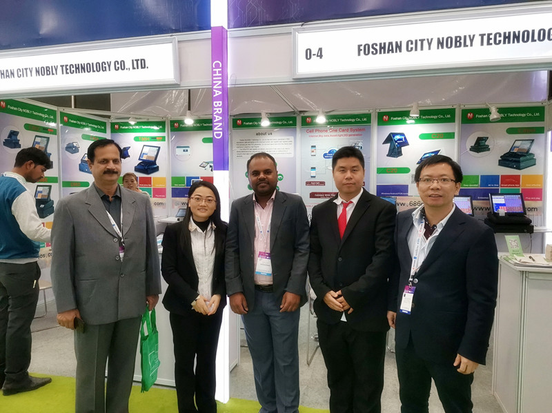 news-2019IEAE exhibition, wonderful ending——NOBLY show at IEAE India 2019-NOBLY Technology-img