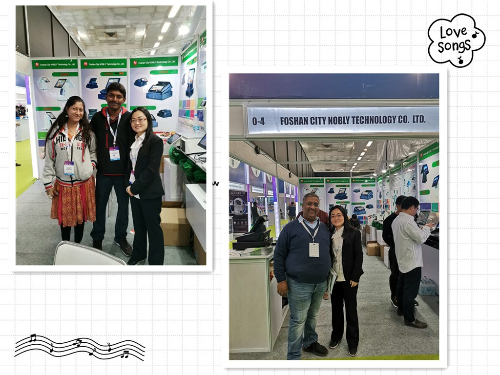 news-NOBLY Technology-2019IEAE exhibition, wonderful ending——NOBLY show at IEAE India 2019-img