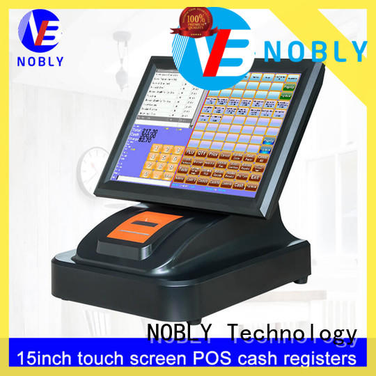NOBLY Technology effective cheap cash registers for small business calibration for coffee shop