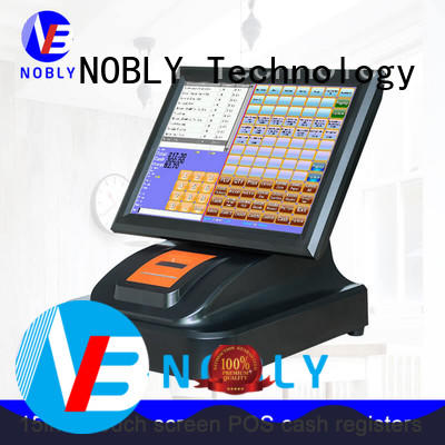 NOBLY Technology environmental  bar cash register package for small businessb