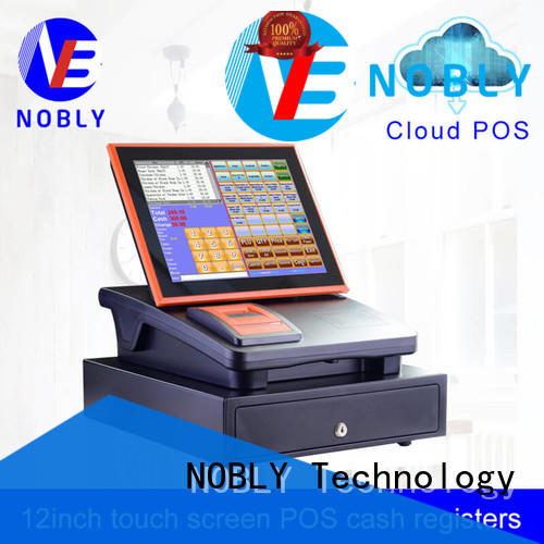 NOBLY Technology register sharp electronic cash register marketing for grogshop