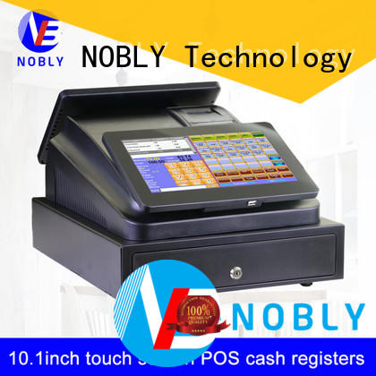 NOBLY Technology drawer basic cash register vendor for grogshop