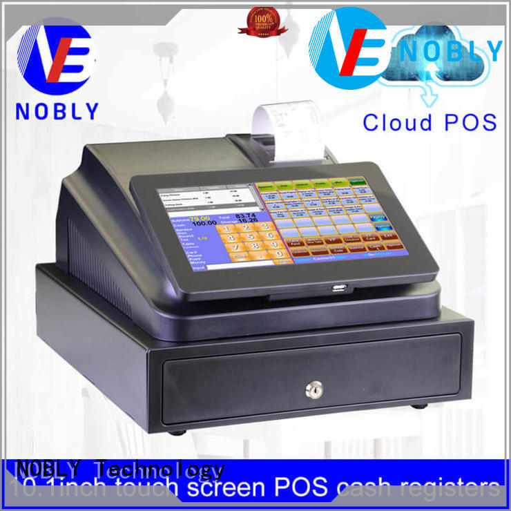 NOBLY Technology new-arrival cash register machine workwear