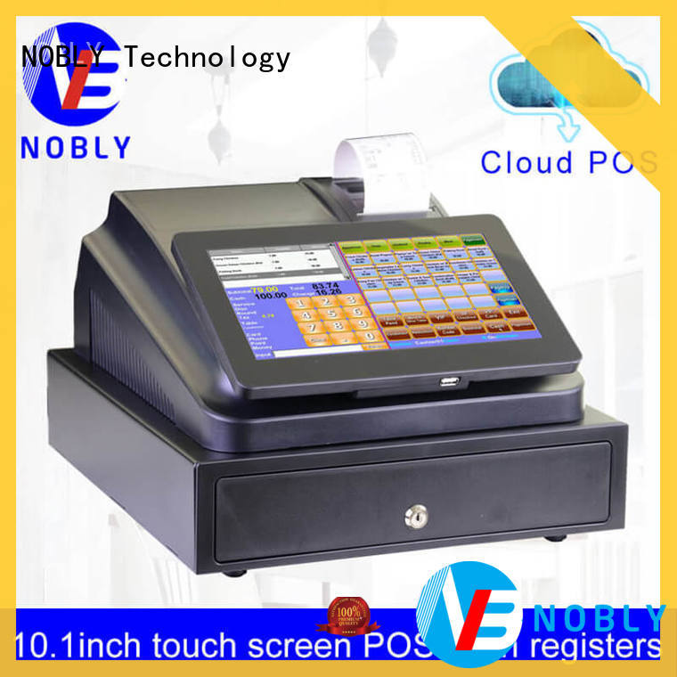 NOBLY Technology internet national cash register factory price for retail business
