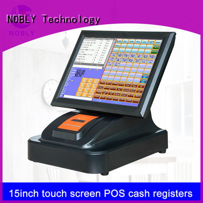 powerful function bar cash register printer for F&B catering