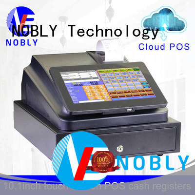 NOBLY Technology high-efficient cash register machine with good price