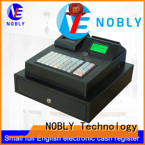 high stability keyboard electronic cash register register certifications for small businessb