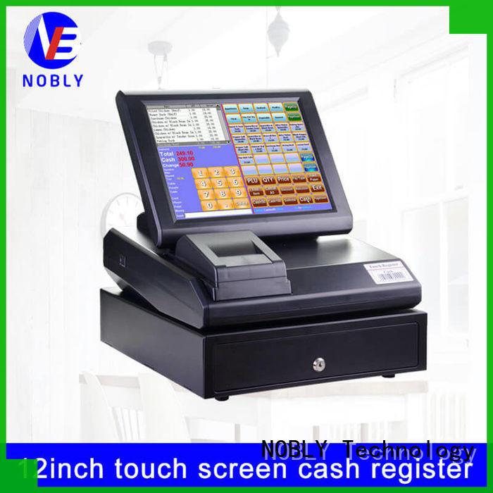 NOBLY Technology register retail cash register for sale for retail business