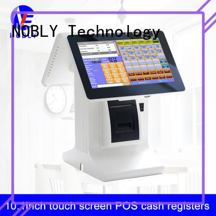 first-rate basic cash register nobly factory price for F&B catering