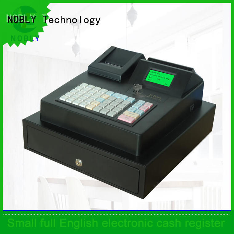 NOBLY Technology custom drawer cash long-term-use for F&B catering