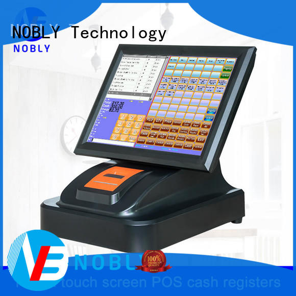 high stability computer cash register registers package for single-store