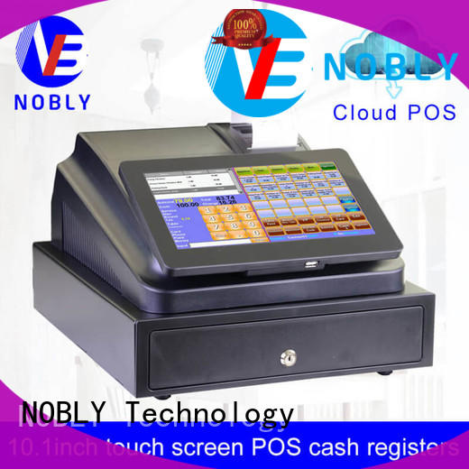 NOBLY Technology inexpensive cash register machine for kids