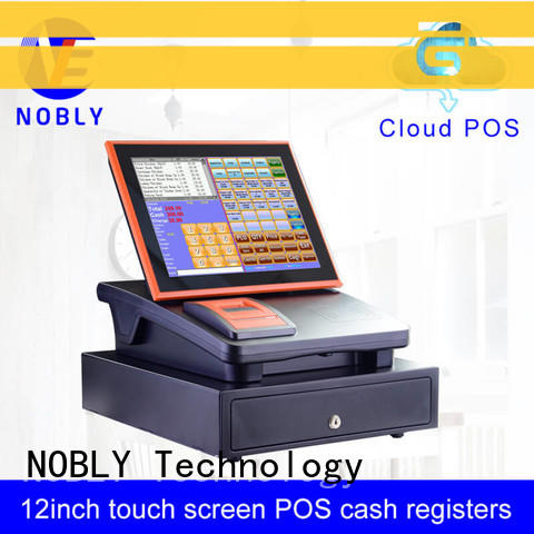 NOBLY Technology screen sales register for small businessb