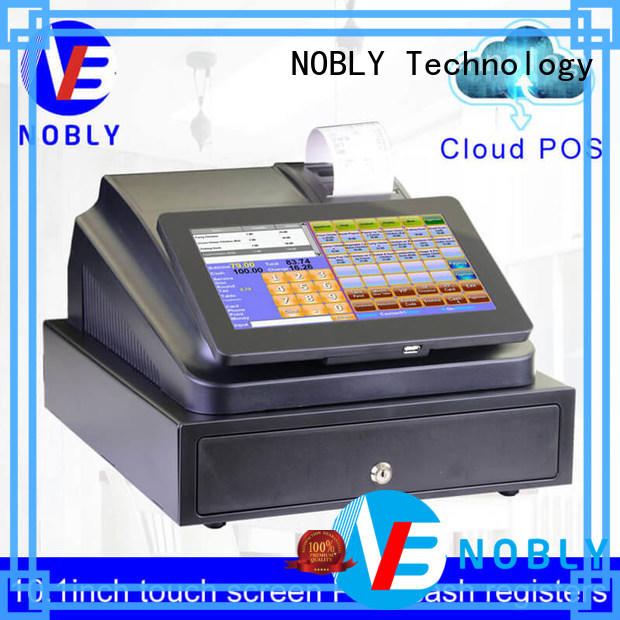 touch 10.1 inch cloud touch screen cash register directly sale for retail shop
