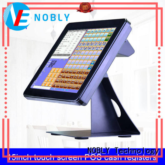 NOBLY Technology inch bar cash register long-term-use for small businessb