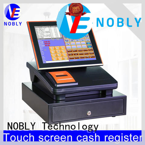 smooth operation label printer cost for bakery NOBLY Technology