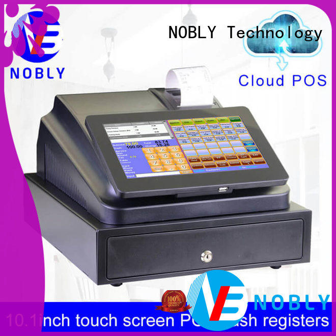 inch pos cash register directly sale for small businessb NOBLY Technology
