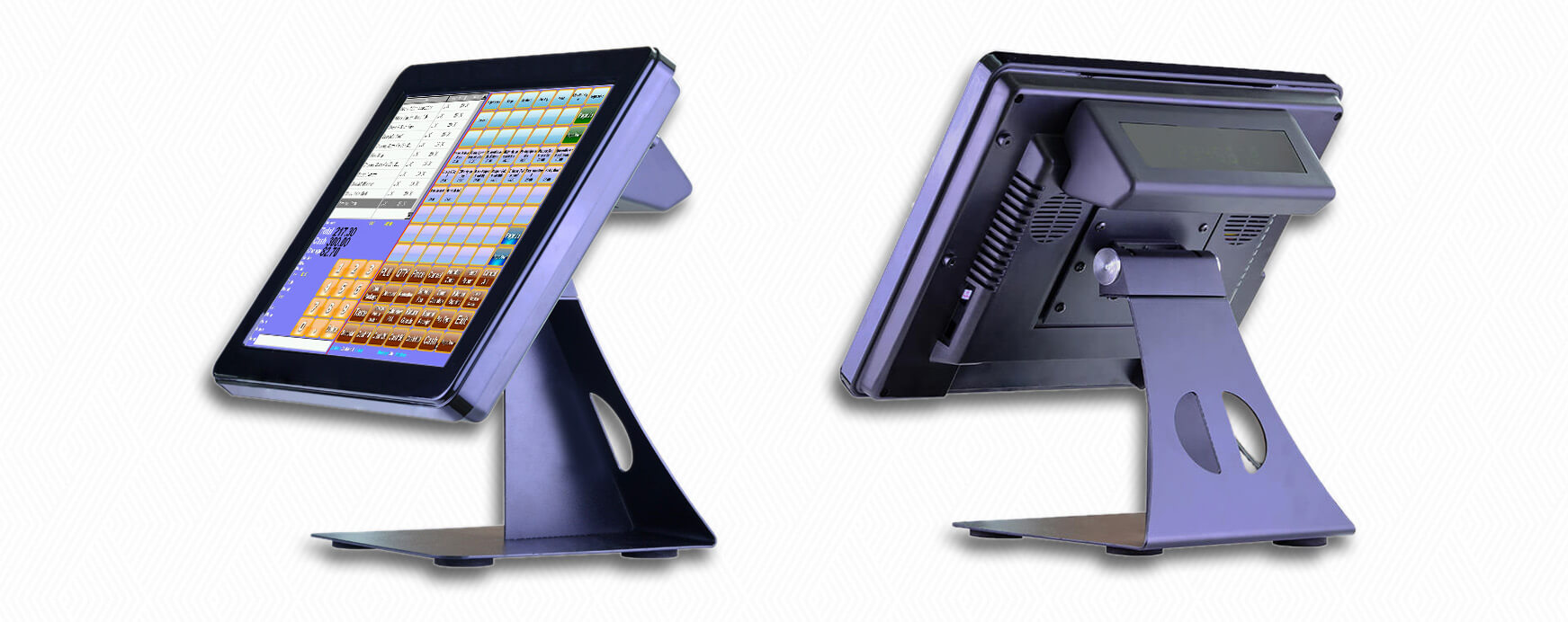 NOBLY Technology-Manufacturer Of New Cash Register Nobly With 15 Inch Touch Screen