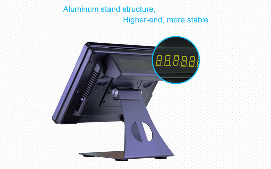NOBLY Technology-Manufacturer Of New Cash Register Nobly With 15 Inch Touch Screen-2