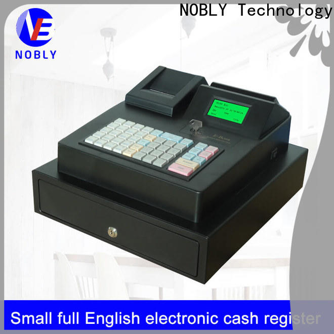 NOBLY Technology cash cash holder box widely-use restaurant