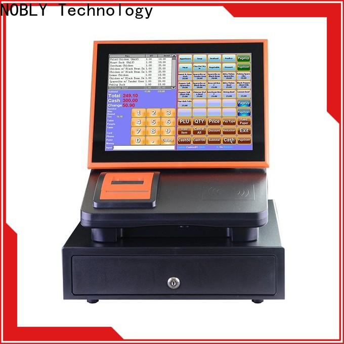 NOBLY Technology Maintenance-free 12 inch simple touch screen cash register for bakery