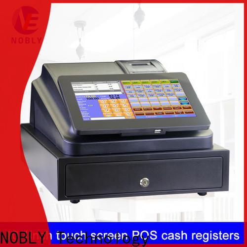 NOBLY Technology superior best cash register certifications for hotel