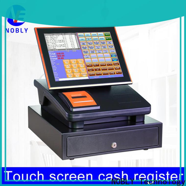 NOBLY Technology durable cash register receipt experts restaurant