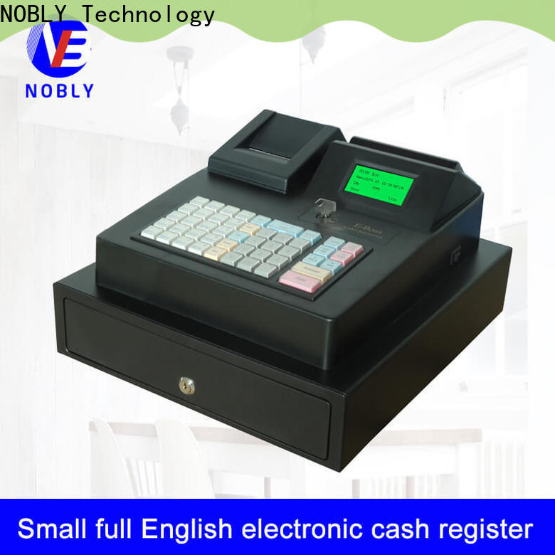 NOBLY Technology electronic cash drawer staples supplier for single-store