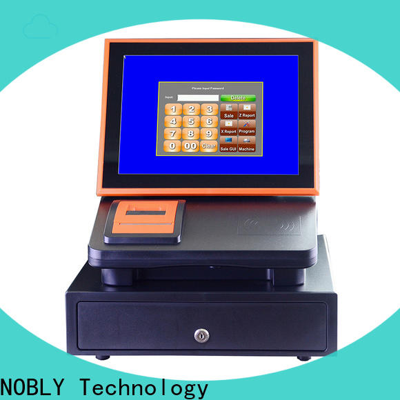 NOBLY Technology nobly sharp electronic cash register marketing for retail business