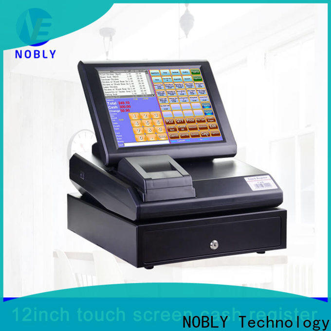 NOBLY Technology useful small cash register type for small businessb