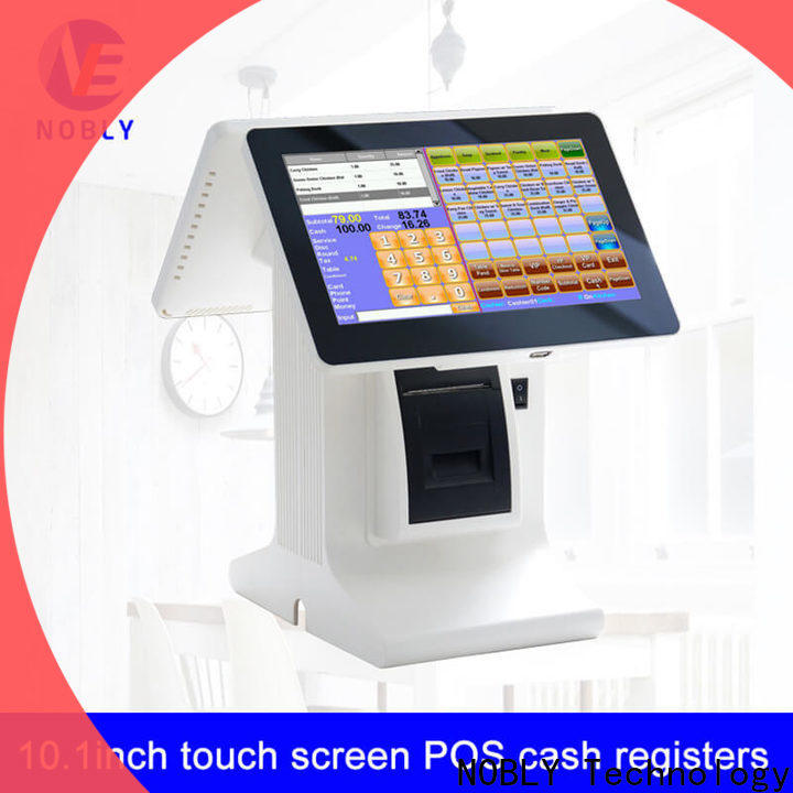 NOBLY Technology touch nobly pos free design for retail shop