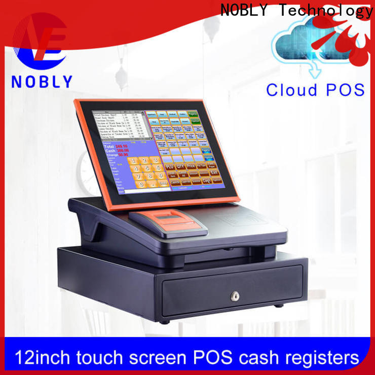 NOBLY Technology high stability sales register scientificly for retail business