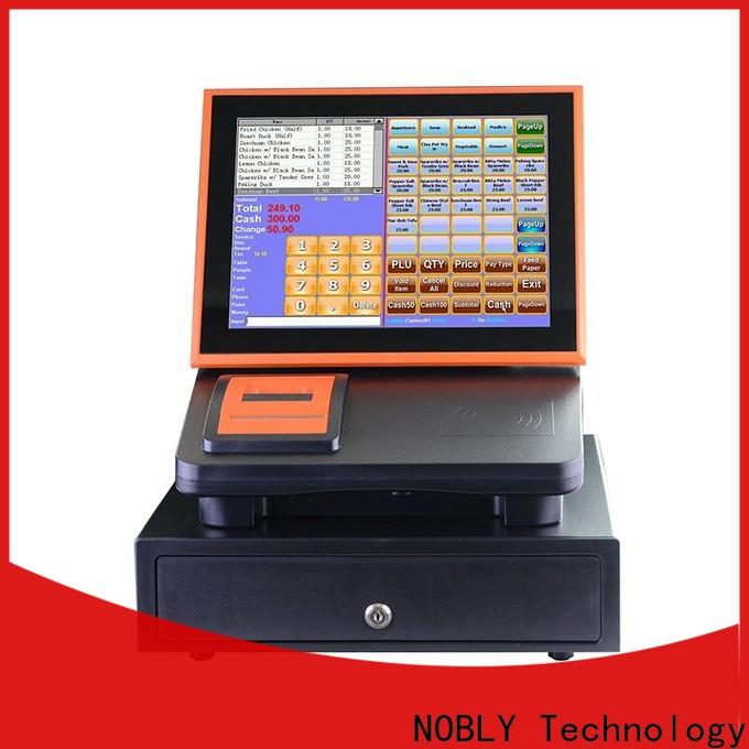 NOBLY Technology simple small cash register for-sale for retail shop