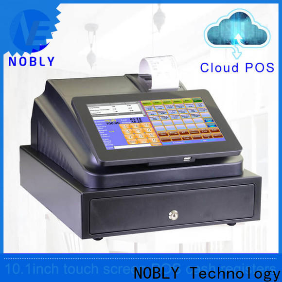 NOBLY Technology high-efficient national cash register workwear for small businessb
